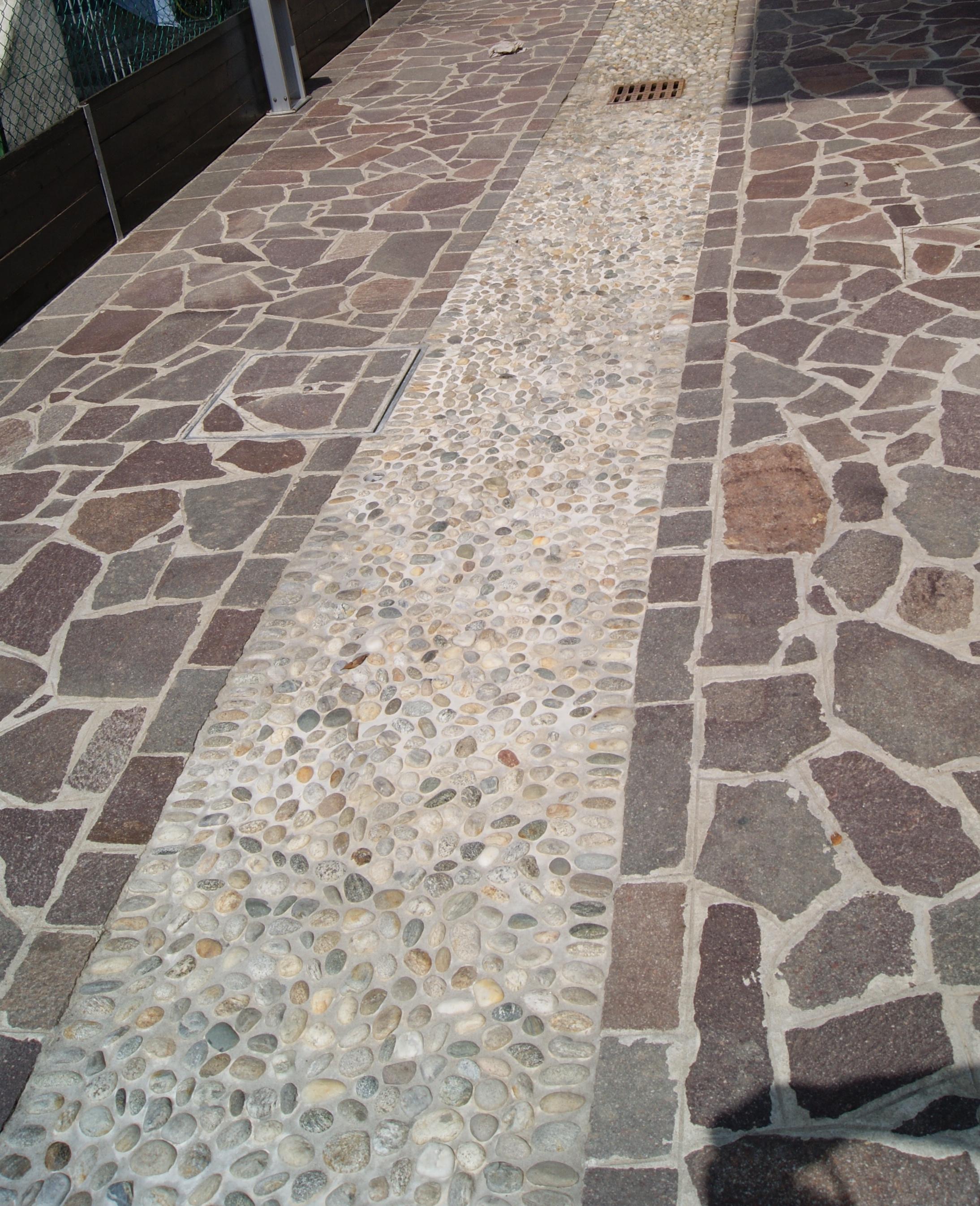 Pulizia pavimenti pietra naturale bergamo pietranova - Pulizia pavimenti esterni ...